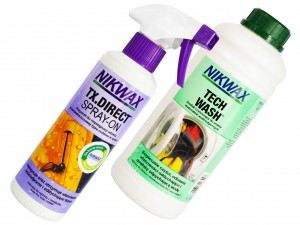IMPREGNAT NIKWAX TX.DIRECT SPRAY-ON + TECH WASH 1L