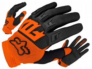 RĘKAWICZKI FOX DIRTPAW ORANGE ENDURO ROZ. L