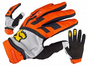 RĘKAWICZKI FOX DIRTPAW SAYAK ORANGE ENDURO ROZ. XL