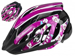 KASK MERIDA LEMUROO HM-MD108 JUNIOR 55-58 CM / M