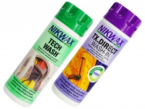 IMPREGNAT NIKWAX TX.DIRECT WASH-IN + TECH WASH
