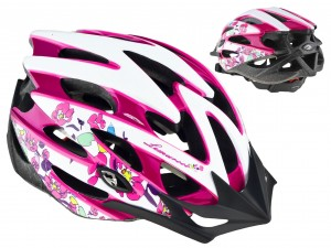 KASK MERIDA LEMUROO HM-MD105 JUNIOR 53-55 CM / S